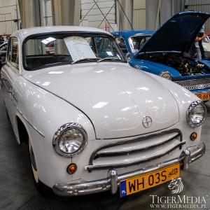 Auto Nostalgia - Ogólnopolskie Targi Pojazdów Zabytkowych-19